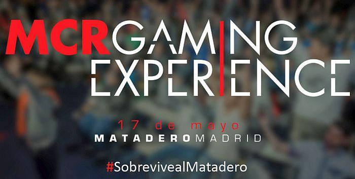 GameIT'18, el evento gaming de MCR, desvela detalles