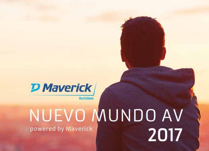 Maverick AV Solutions Tech Data Salamander Designs Microsoft Exchange Google Calendar Condeco soluciones de videoconferencia Logitech GROUP Kit QuickLaunch 3.0