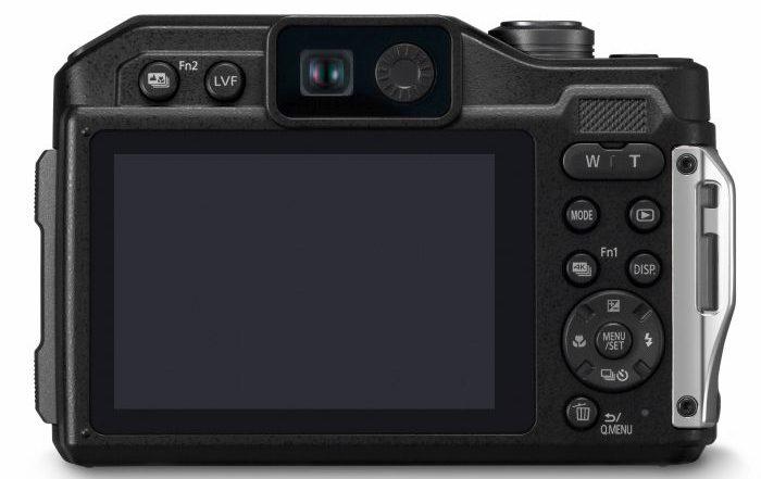 modo Panorama función Time Lapse modo Ráfaga de Alta Velocidad Light Speed AF visor LVF (Live View Finder 4K cámara robusta cámara de acción Lumix FT7 Panasonic