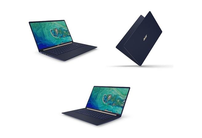 ordenador portátil Acer Swift 5, ultraportátil, movilidad