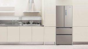 Daewoo electronics, frigorífico, combi, french door, motor inverter, gama de frío, congelador, frigorífico, daewoo, electrodoméstico