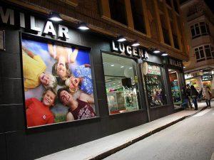 tienda Milar Lucena, LG premia a Milar lucena, tienda de electrodomésticos, Lucena, Córdoba, sinersis, LG electronics, plan de reconocimiento a pymes del canal electro, jaime de jaraíz, siente los colores