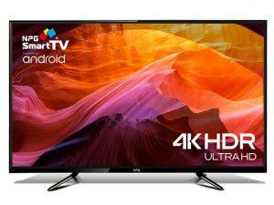 televisores NPG, NPG, fabricante español de televisores, Smart TV NPG, Serie 500, led 4k UHD, mundial de rusia, campaña atresmedia, televisor