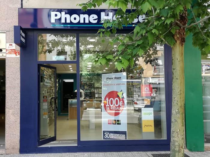 tienda phone house, phone house badajoz, punto de venta, tienda de telefonía móvil, comprar smartphone, teléfono móvil en Badajoz
