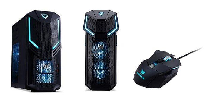 Acer, Predator orion, 5000, 3000, ordenador gaming, ordenador de sobremesa, intel, NVIDIA, jugones, videojuegos