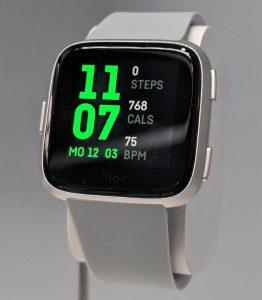Fitbit, Fitbit Versa, wearables, salud, fitness, MCR, mayorista, distribución, mayorista informático