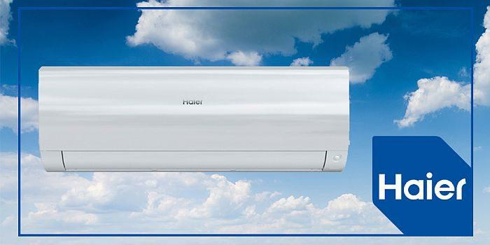 filtro 3M display LED Super Quiet GWP (coeficiente de calentamiento global) normativa de eficiencia energética Unión Europea I+D+i equipos de aire acondicionado ecológicos Eco Sensor equipos de aire inteligente capa de ozono refrigerante R-32 Haier Flexis