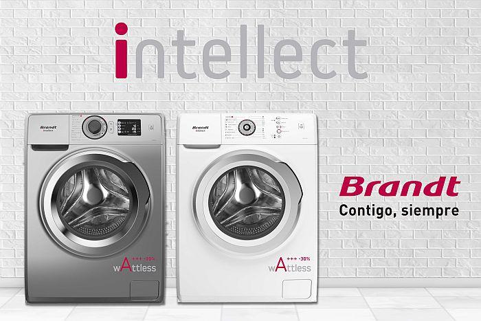 Brandt Opti A 39' Opti4 Easy Start gama Intellect lavadoras