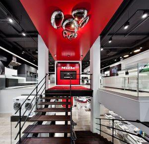 Miele The World's 50 Best Restaurants #50BestTalks Miele One To Watch 2018 Basque Culinary Center Singlethread Miele Experience Center Bilbao Artline placa TwoInOne MultiSteam envasador al vacío Eurocucina horno Dialog