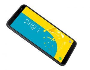 ergonomía, Infinity Display, pantalla infinita Super AMOLED, procesador OctaCore de 1.6 Ghz, Samsung Galaxy J6, stickers AR