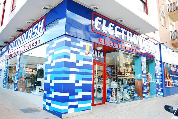 electrocash, tiendas electrocash, badajoz, la serena, mérica, cáceres, tiendas de electrodomésticos, franquicia, establecimiento franquiciado, euroelectrodomésticos extremadura