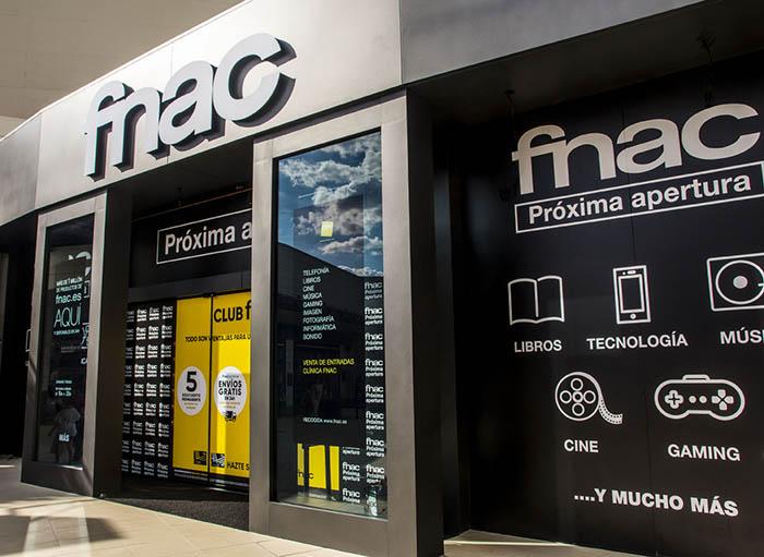 tienda fnac bonaier, valencia, apertura, cadena fnac, fnac, establecimiento, ventas de electrónica de consumo, valencia