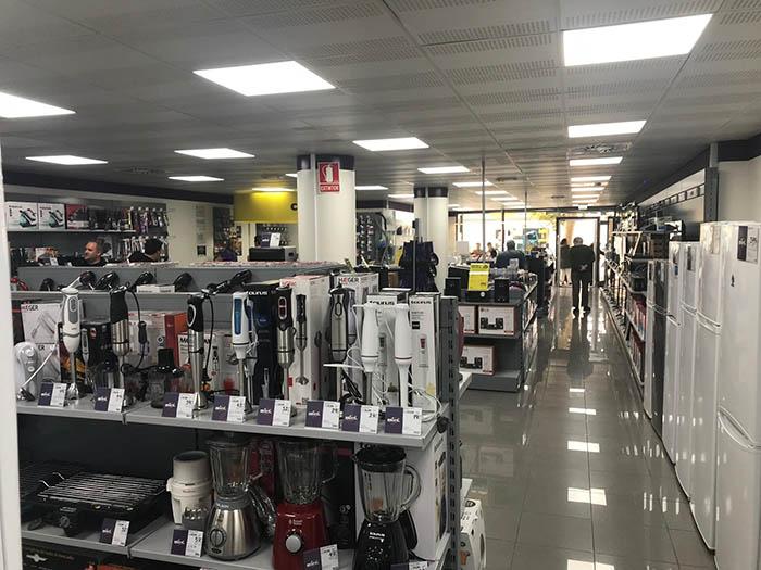 tienda miró, productos sharp, electrodomésticos, acuerdo, distribución, miró electrodomésticos