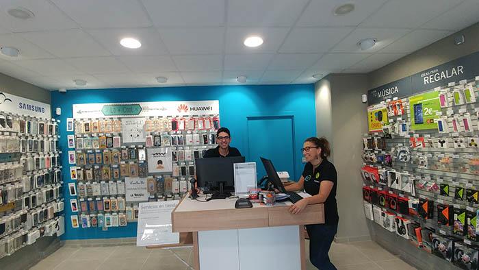tienda de telefonía móvil, tienda Phone House, establecimiento phone house, Sada, Aciruña, comprar móvil, comprar smartphone, cadena de telefonía