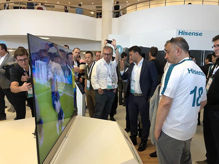 televisor uled U9D, hisense U9D, televisor premium, Hisense