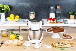 antisalpicaduras, Flex Whisk, Moulinex, robot de cocina, Wizzo
