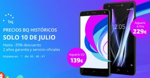 aliexpress, bq, ecommerce, aliexpress plaza, smartphones, tecnología, marca bq, ventas por internet