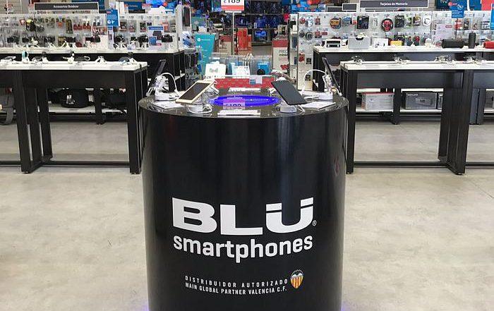 BLU Smartphones, telefonía, smartphones, cadena worten tiendas worten, mercado español, web de worten