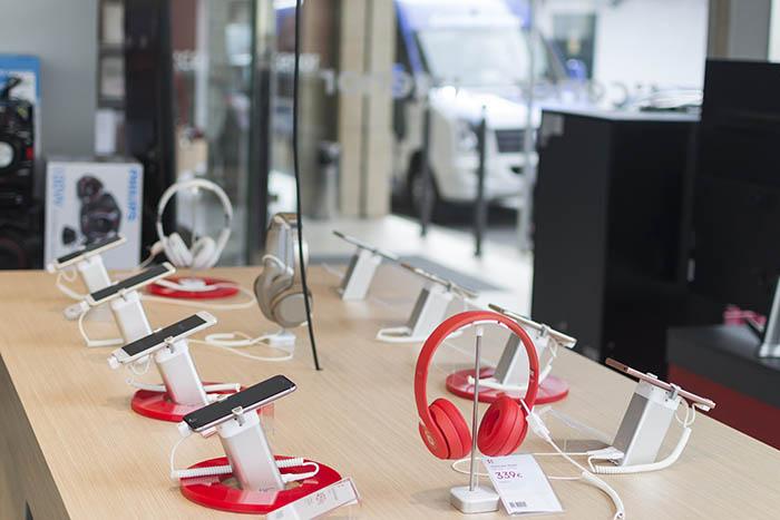 cenor noia, tienda cenor, nuevo concepto de tienda, tienda de electrodomésticos