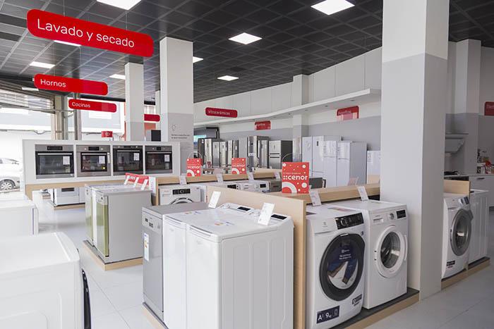 Tienda Cenor Noia, electrodomésticos cenor, grupo cenor, segesa, nueva tienda, nuevo concepto de tienda, hogar conectado, electrodomésticos conectados, nuevo consumidor