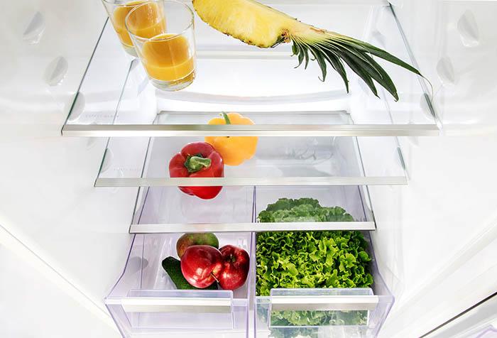 frigorífico de bioplástico, electrolux, electrodomésticos, sostenibilidad, electrolux, natureWorks, electrodomésticos sostenibles, biopolímeros, fuentes renovables, emisiones de co2