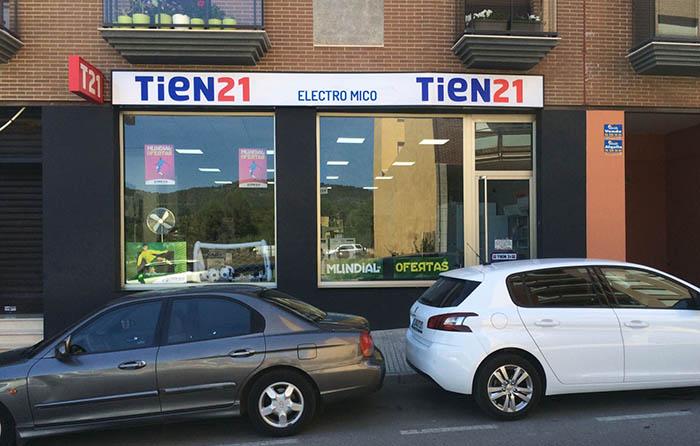 Tien 21, tienda tien 21, valencia, cevasa, Tien21 Micó, tien21 Noverges