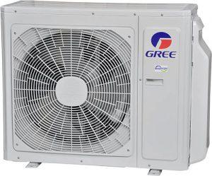 Gree, aire acondicionado, multisplit, Free Match, R32, refrigerante ecológico