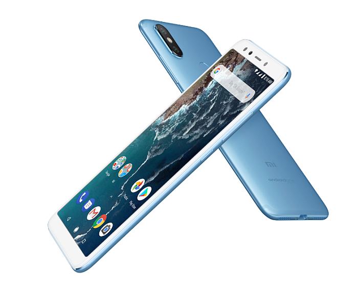 Xiaomi presenta en Madrid los nuevos Mi A2