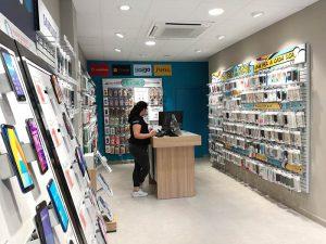 tienda phone house, sant andreu de la barca, tienda de telefonía, telefonía móvil, smartphone