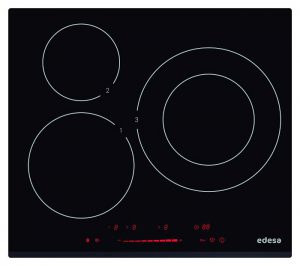 Celeris, conectividad en inducciones, Edesa, Grupo CNA, Hidden Mono Slider Touch, Hidden Round Slider Touch, hornos y campanas, IFA Berlín 2018, Mono Slider Touch, Multi Slider Touch, pantallas TFT, placas de inducción, Placas Touch, Round Slider Touch, Stop&Go
