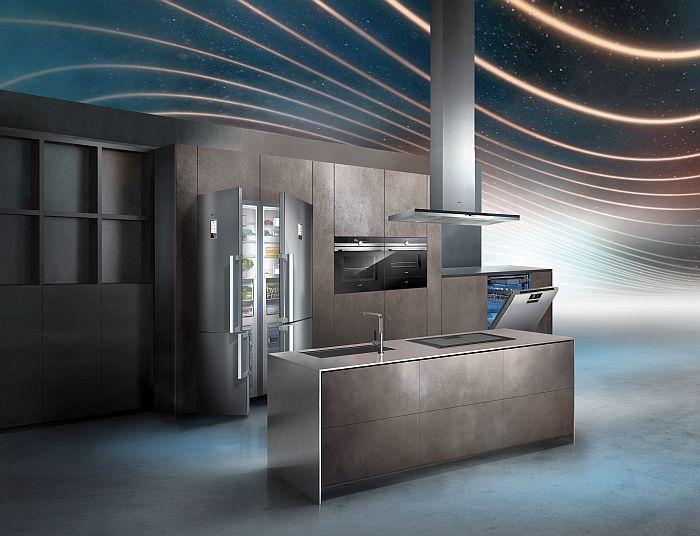 control remoto, diagnóstico remoto, frigoríficos con cámaras integradas, Home Connect, Siemens, Súper Refrigeración
