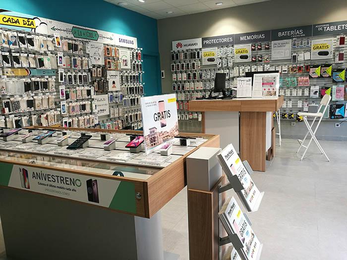 phone house, tienda, telefonía móvil, smartphone, comprar teléfono, Madrid