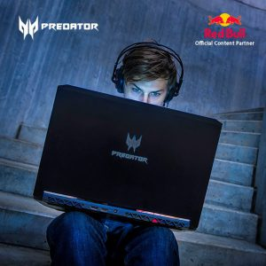 Acer, eSports, eSports Unfold, gaming, Part od the Game Series II, Part of the Game, Prism, product placement, Red Bull Media House, serie Predator, universo gamer, videojuegos