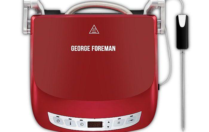 Grill, GeorgeForeman, placa honda, Family Evolve