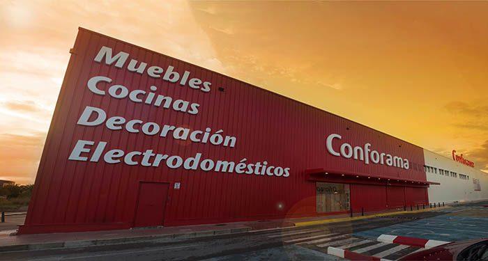 Conforama Castellón, tienda conforama, comprar electrodomésticos, ciudad del transporte, establecimiento, cadena, apertura, comprar muebles, decoración