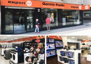 tienda expert, tienda de electrodoméstico, galicia, ogrove, garcía padín, electrodomésticos, tienda, electro, distribución, o Grove, Expert, Fadesa-Expert