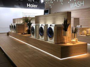 Haier, electrodomésticos, lavadora, frigorífico, feria IFA, IFA 2018, inversión, mercado europeo, yannick