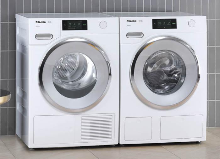 Miele, electrodomesticos, feria IFA, horno dialog, mchef, w1 passion, single wash, lavadora, secadora, lavavajillas G 7000