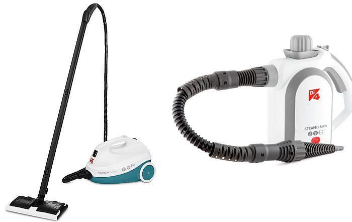 steamclean, limpieza a vapor, di4, steamclean Caddy XXL