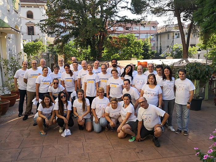 Whirlpool España, solidarios, voluntarios, voluntariado, comunity day, rsc, ayuda, proyecto social, ong