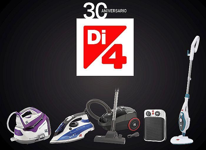 B&B Trends, centros de planchado, cerámica de alta resistencia, Di4, función Steam Turbo Shot, Jet Pressing Infinity, Smart Clean Tech, suela Sliding Technology