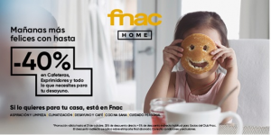 fnac, Fnac Home, Mañanas más felices, sets de desayuno, Smeg