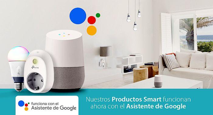 Asistente de Google, conectividad, dispositivo WiFi con enchufe integrado, Google Assistant, HS110, LB100, LB110, LB130, línea de bombillas WiFi inteligentes, renococimiento de voz, Smart, SmartHome, tp-link, Wifi