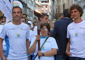 Grupo Taurus, Juegos Special Olympics de La Seu d'Urgell y Andorra 2018