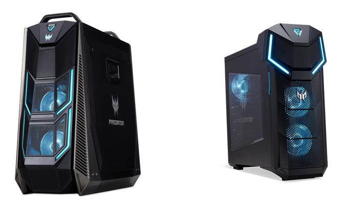 predator, acer predator orion, orion 5000, predator orion 9000, procesadores intel Core de 9 generación, gaming, ordenadores de sobremesa