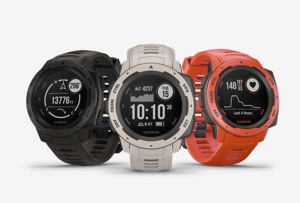 garmin instinct, reloj ultrarresistente, smartwatch, garmin, monitor de actividad, reloj GPS, reloj duro, reloj para militares, reloj a prueba de bombas