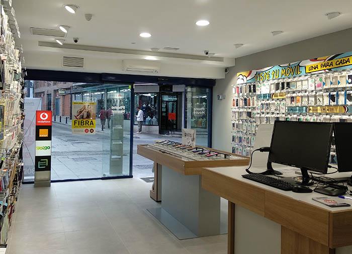 Phone House Alcorcón, tienda de telefonía móvil, comprar teléfono móvil, punto de venta, cadena franquiciada, galaxy, smartphone, tablet