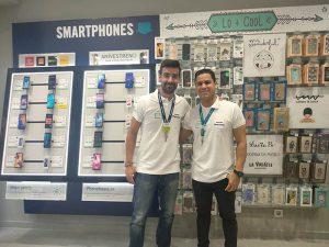tienda phone house, Madrid, cadena de telefonía, phone house, punto de venta, burgos