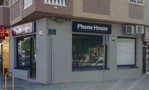 tienda phone hous, cartagena, murcia, comprar teléfono móvil, smartphone