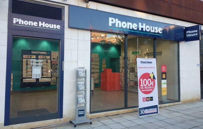 tienda phone house, smartphone, teléfono móvil, tiendas de telefonía, reinosa, cantabria, cadena franquiciada